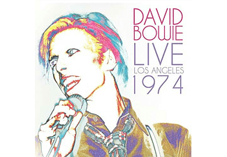 David Bowie - Live Los Angeles 1974 (2CD-Digipak)  - (CD)