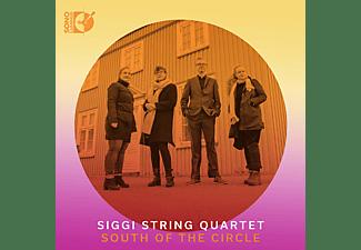Siggi String Quartet - South of the Circle  - (CD)