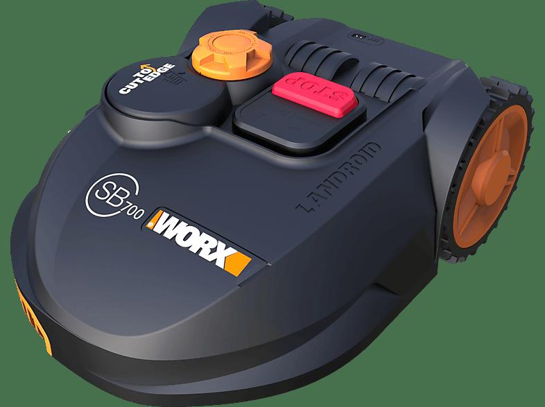 WORX Landroid SB700 WR110MI.1, Mähroboter, für bis zu 700 m²
