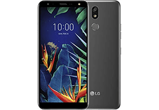 "Móvil - LG K40, Negro, 32 GB, 2 GB RAM, 5.7"" HD+, MT6762, 3000 mAh, Android"
