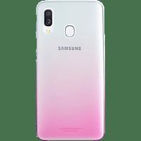 SAMSUNG EF-AA405 , Backcover, Samsung, Galaxy A40, Kunststoff, Pink