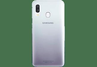 SAMSUNG EF-AA405, Backcover, Samsung, Galaxy A40, Schwarz