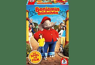 SCHMIDT SPIELE (UE) Benjamin Blümchen, Das Spiel zum Film (AT) Gesellschaftsspiel Mehrfarbig