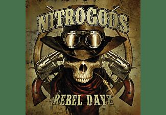 Nitrogods - Rebel Dayz (Digipak)  - (CD)