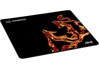 ASUS Gaming Mauspad Cerberus Speed, orange (90YH0111-BDUA00)