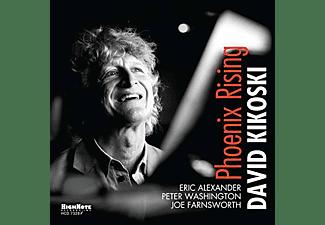 Dave Kikoski - Phoenix Rising  - (CD)