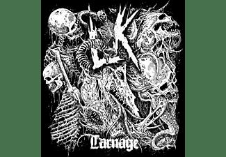Lik - Carnage  - (CD)