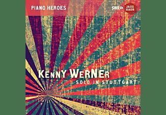 Kenny Werner - Kenny Werner-Solo in Stuttgart 1992  - (CD)