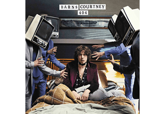 Barns Courtney - 404 CD