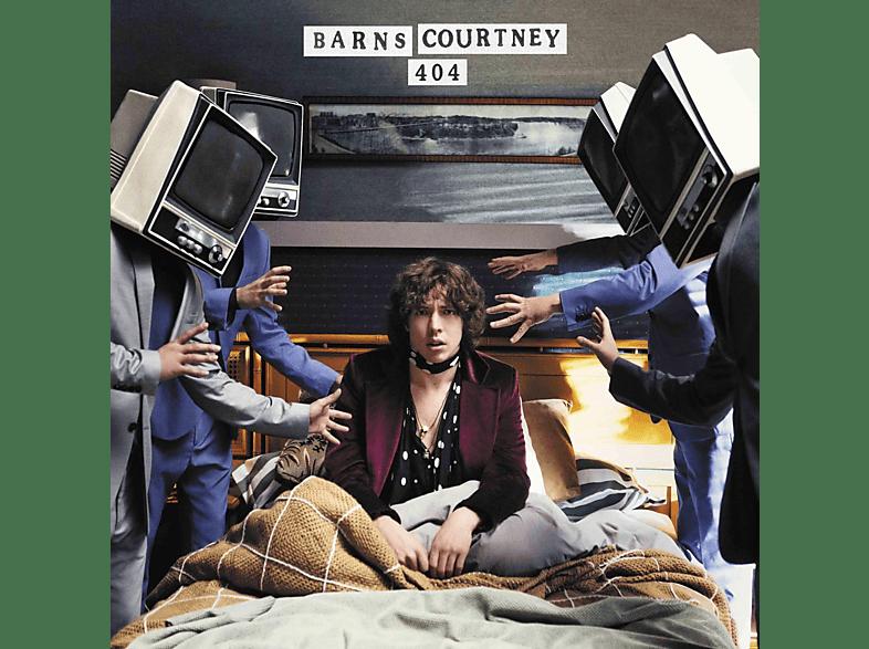 Barns Courtney - 404 CD