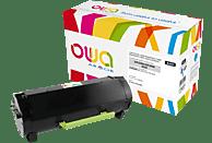 OWA Toner K15637OW ersetzt LEXMARK 50F0HA0 / 51F0HA0 Tonerkartusche Schwarz