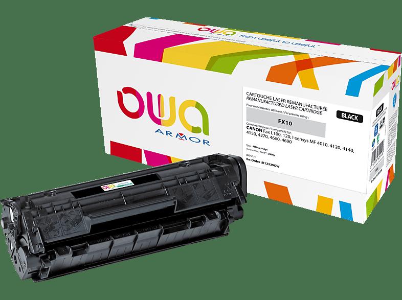 OWA Toner K12339OW ersetzt Canon (0263B002) FX10 Tonerkartusche Schwarz