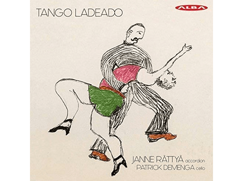 Janne Rättyä - Tango Ladeado [CD]