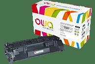 OWA Toner K15120OW ersetzt HP CE505A & Canon (3479B002) 719 Tonerkartusche Schwarz