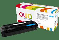 OWA Toner K15833OW ersetzt HP CF401X / 201X Tonerkartusche Cyan