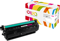 OWA Toner K15858OW ersetzt HP CF363A / 508A Tonerkartusche Magenta
