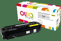 OWA Toner K15945OW ersetzt HP CF412A / 410A Tonerkartusche Gelb