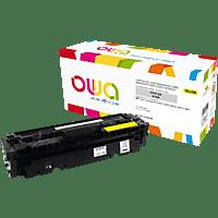 OWA K15945OW Toner Gelb (HP CF412A, 410A, CF 412 A, 410A Y, NO 410A, NO 410A Y, NO 410A YELLOW)