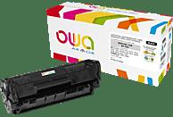 OWA Toner K11997OW ersetzt HP Q2612A & Canon (7616A005) 703 Tonerkartusche Schwarz