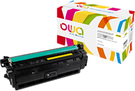 OWA Toner K15859OW ersetzt HP CF362A / 508A Tonerkartusche Gelb