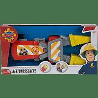 SIMBA TOYS Sam Feuerwehr Rettungsschere Spielzeug-Rettungsschere, Mehrfarbig