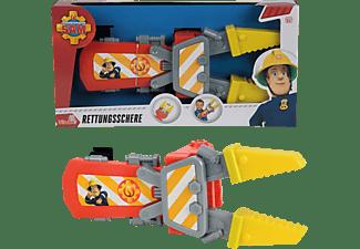 SIMBA TOYS Sam Feuerwehr Rettungsschere Spielzeug-Rettungsschere Mehrfarbig