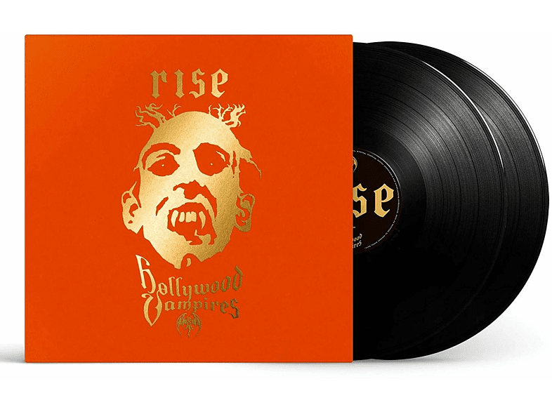 Hollywood Vampires - Rise - 2LP Gatefold + Download (schwarz, 180g) [LP + Download]