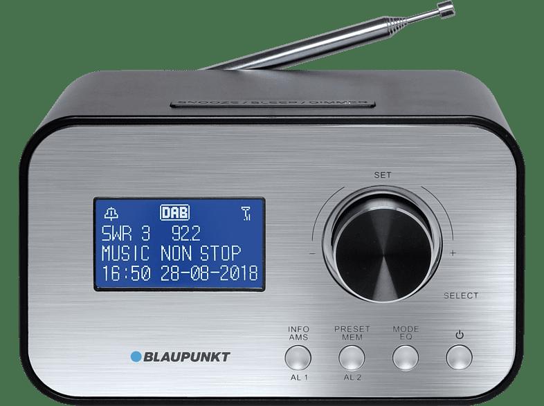 BLAUPUNKT CLRD 30 Radio-Wecker (Schwarz)
