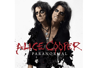 Alice Cooper - PARANORMAL (LTD. WHITE EDITION)  - (Vinyl)