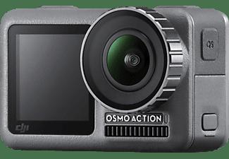 DJI Osmo Action + Stativ Action Cam 4K HDR, 4K, 2.7K HDR, 2.7K, 1080p HDR, 1080p, 720p , WLAN, Touchscreen