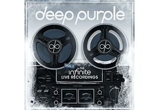 Deep Purple - THE INFINITE LIVE RECORDINGS 1(LTD. PURPLE E)  - (Vinyl)