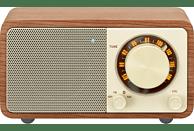 SANGEAN Radio Genuine Mini (WR-7) mit Bluetooth, walnut