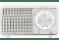 SANGEAN Radio Genuine Mini (WR-7) mit Bluetooth, white