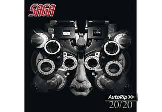 Saga - 20/20 (LTD. RED EDITION)  - (Vinyl)