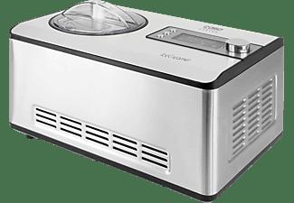 CASO 3298 IceCreamer Eismaschine (180 Watt, Schwarz/Silber)