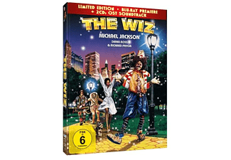 THE WIZ (MEDIABOOK) Blu-ray