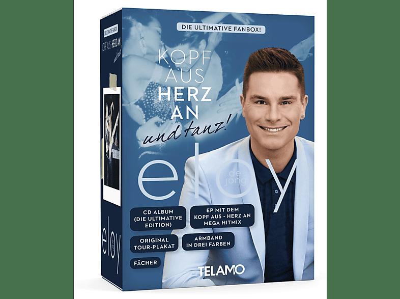 Eloy De Jong - Kopf aus Herz an und Tanz! (Ltd. Fanbox) [LP + Bonus-CD]