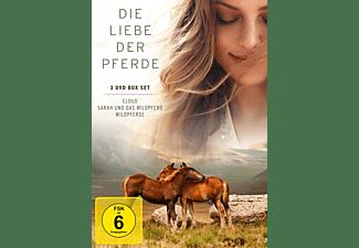 Die Liebe der Pferde DVD