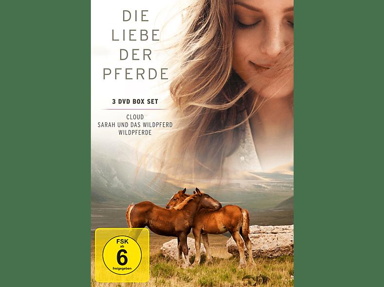 Die Liebe der Pferde [DVD]