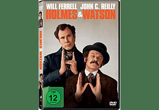 Holmes & Watson DVD