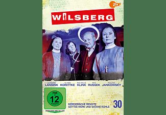 Wilsberg 30: Mörderische Rendite / Gottes Werk und Satans Kohle DVD