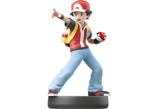 NINTENDO amiibo No. 74 Allenatore di Pokémon (Super Smash Bros. Collection) Figura del gioco