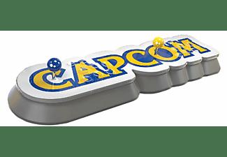 Consola - Capcome Home Arcade, 16 juegos, 2 sticks, WiFi