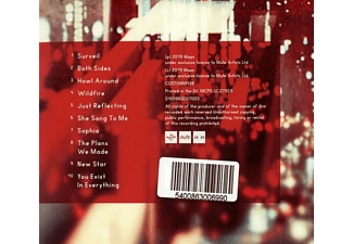 Maps - Colours.Reflect.Time.Loss.  - (CD)