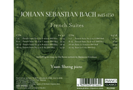 Yuan Sheng - Bach:French Suites [CD]
