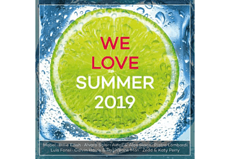 VARIOUS - WE LOVE SUMMER 2019  - (CD)