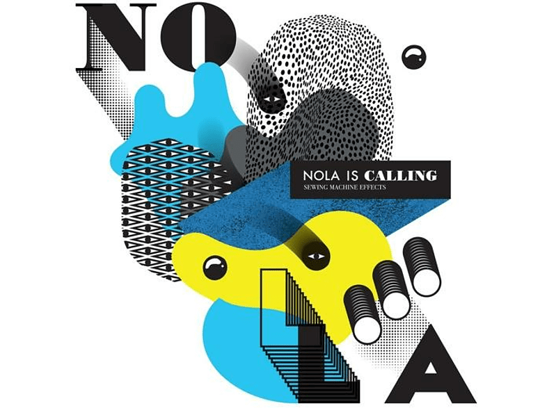 Nola Is Calling - Sewing Machine Effects [CD]