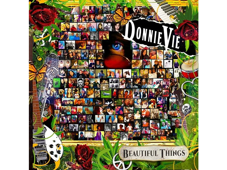 Donnie Vie - Beautiful Things [CD]