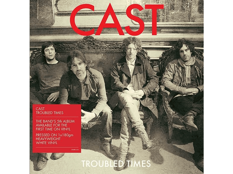 Cast - Troubled Times [Vinyl]