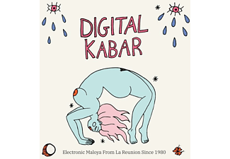 VARIOUS - Digital Kabar (2LP) - (LP + Download)